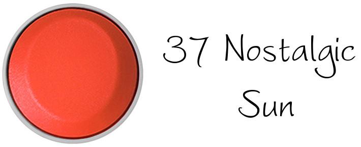 CHICCA 2017 Autumn Collection New Romanticism Mesmeric Lip Stick 37 Nostalgic Sun