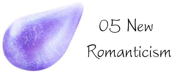 CHICCA 2017 Autumn Collection New Romanticism Mesmeric Wet Lip Oil 05 New Romanticism