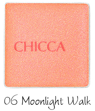 CHICCA 2017 Autumn Collection New Romanticism Nuance Color Lid 06 Moonlight Walk