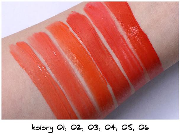 Skinfood Apricot Delight Makeup Line Apricot Delight Cotton Lip Lacquer