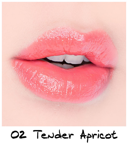 Skinfood Apricot Delight Makeup Line Apricot Delight Cotton Lip Lacquer 02 Tender Apricot
