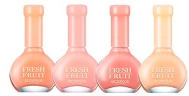 Skinfood Apricot Delight Makeup Line Fresh Fruit Nail - Apricot Collection