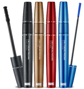 The Face Shop Marvel Edition 2 in 1 Curling Mascara