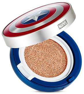 The Face Shop Marvel Edition Anti-Darkening Cushion