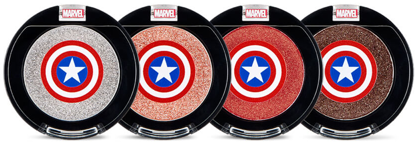 The Face Shop Marvel Edition Single Shadow Jelly