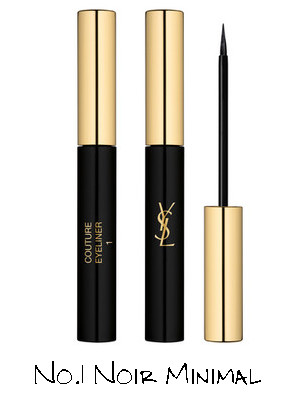 Yves Saint Laurent Night 54 Collection Couture Eyeliner No.1 Noir Minimal