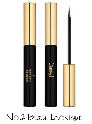 Yves Saint Laurent Night 54 Collection Couture Eyeliner No.2 Blue Iconique