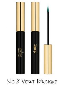 Yves Saint Laurent Night 54 Collection Couture Eyeliner No.3 Vert Basique