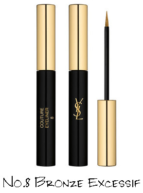 Yves Saint Laurent Night 54 Collection Couture Eyeliner No.8 Bronze Excessif