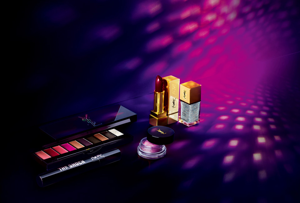 Yves Saint Laurent Night 54 Collection
