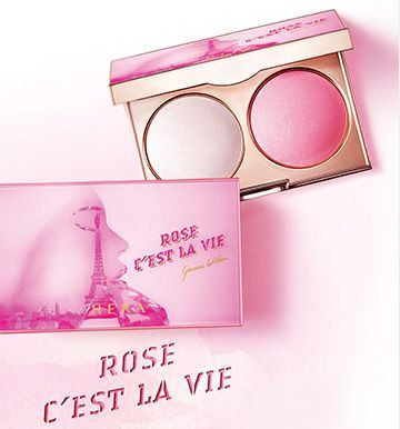 HERA x Garance Wilkens Fall Winter Collection Souvenir De Paris Blusher Duo