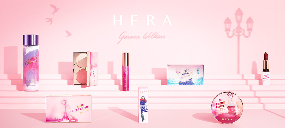 HERA x Garance Wilkens Fall Winter Collection Souvenir De Paris