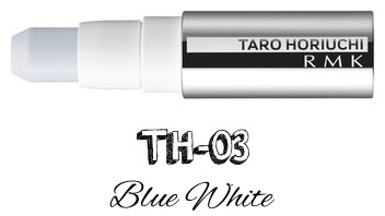 RMK 2017 Autumn Winter Collection Fffuture Fffuture Cheeks Stick TH-03 Blue White