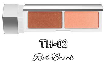 RMK 2017 Autumn Winter Collection Fffuture Fffuture Cheeks TH-02 Red Brick