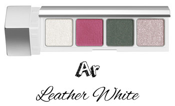 RMK 2017 Autumn Winter Collection Fffuture Fffuture Eyeshadow Palette Ar Leather White