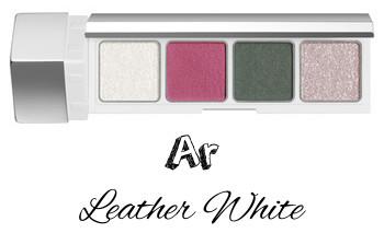 RMK 2017 Autumn Winter Collection Fffuture Fffuture Eyeshadow Palette Ar Leather White