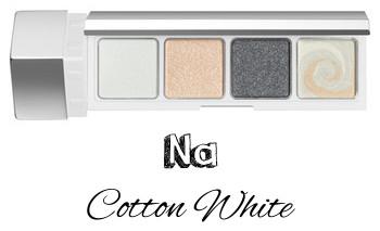 RMK 2017 Autumn Winter Collection Fffuture Fffuture Eyeshadow Palette Na Cotton White
