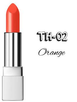 RMK 2017 Autumn Winter Collection Fffuture Fffuture Lips TH-02 Orange