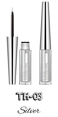 RMK 2017 Autumn Winter Collection Fffuture Ingenious Liquid Eyeliner EX TH-03 Silver