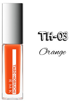 RMK 2017 Autumn Winter Collection Fffuture Nail Polish TH-03 Orange