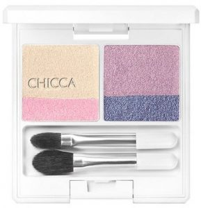 CHICCA 2017 Winter Collection FUN Flawless Glow Lid Texture Eye Shadow