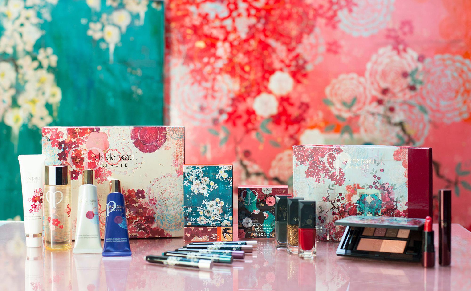 Clé de Peau Beauté 2017 Holiday Collection Nuit de Chine