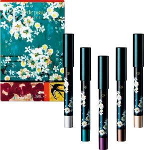 Clé de Peau Beauté 2017 Holiday Collection Nuit de Chine crayons pour les yeux