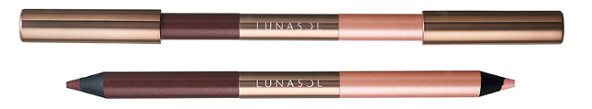 LUNASOL Winter 2017 Candle Night Collection Deep & Shine Liner