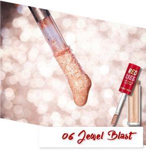 Holika Holika Red Lies Collection (Holiday Edition) Eye Metal Glitter 06 Jewel Blast