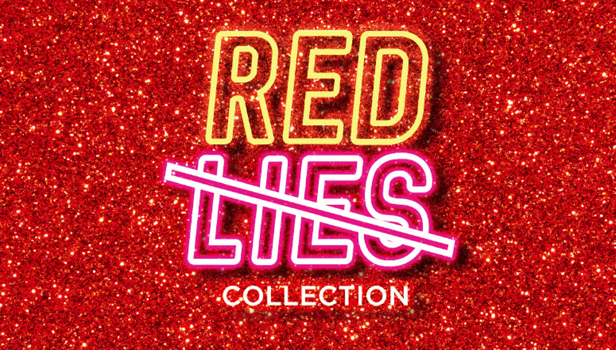 Holika Holika Red Lies Collection (Holiday Edition)