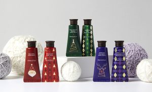 Innisfree 2017 Green Christmas Perfumed Hand Cream Miniature Set