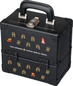 Shu Uemura x Super Mario Bros Holiday Collection 2017 Adventure Makeup Box