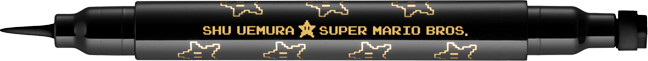 Shu Uemura x Super Mario Bros Holiday Collection 2017 Dual Stamp Eyeliner