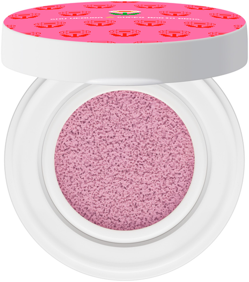Shu Uemura x Super Mario Bros Holiday Collection 2017 Fresh Cushion Blush