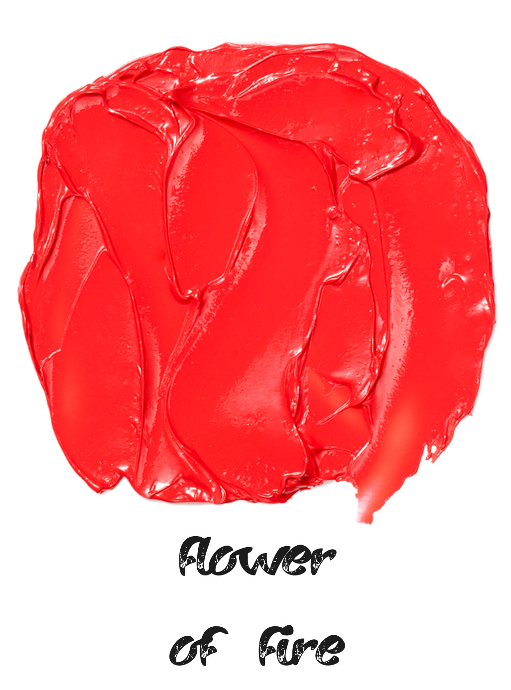 Shu Uemura x Super Mario Bros Holiday Collection 2017 Tint In Balm flower of fire