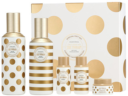 The Face Shop 2017 Holiday Edition All the wishes Anti-Aging Therapy 2 piece set