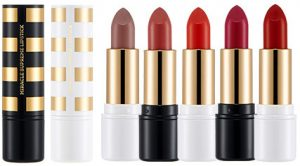 The Face Shop 2017 Holiday Edition All the wishes Miracle Supreme Lipstick