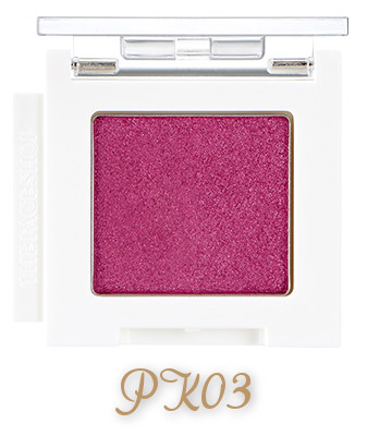The Face Shop 2017 Holiday Edition All the wishes Mono Cube Shadow (Sparkle) PK03