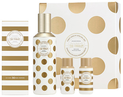 The Face Shop 2017 Holiday Edition All the wishes Therapy First Serum Set