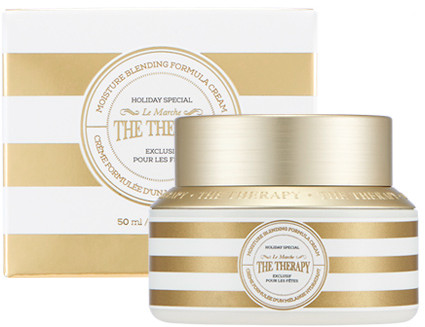 The Face Shop 2017 Holiday Edition All the wishes Therapy Moisture Blending Cream