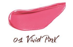 LUNASOL 2018 Spring Makeup Colletion Airy Glow Lips 01 Vivid Pink