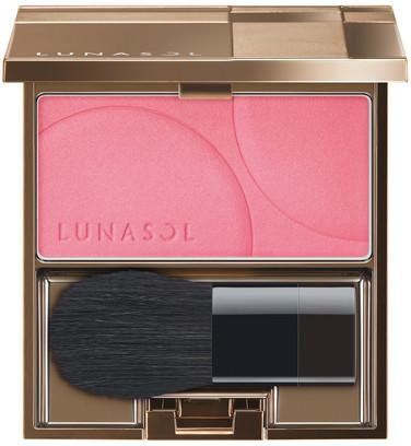 LUNASOL 2018 Spring Makeup Colletion Coloring Sheer Cheeks