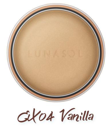 LUNASOL 2018 Spring Makeup Colletion Macaron Nuance Eyes EX04 Vanilla
