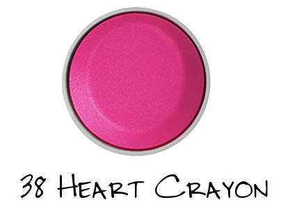 CHICCA 2018 Spring Collection FRESH Mesmeric Lip Stick 38 Heart Crayon