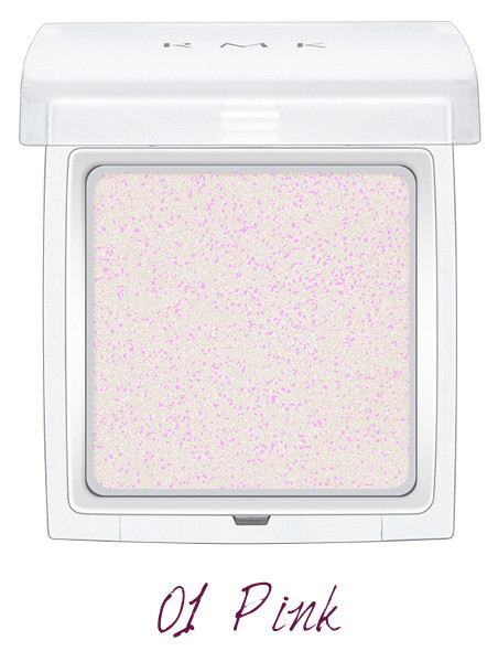 RMK 2018 Spring Summer Collection Chic Light Spring Glow Gel 01 Pink