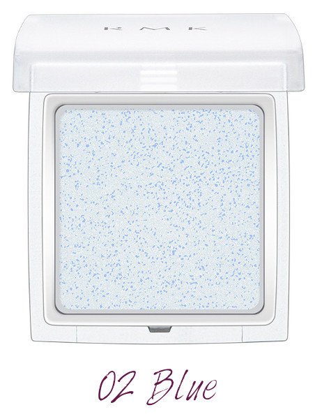 RMK 2018 Spring Summer Collection Chic Light Spring Glow Gel 02 Blue
