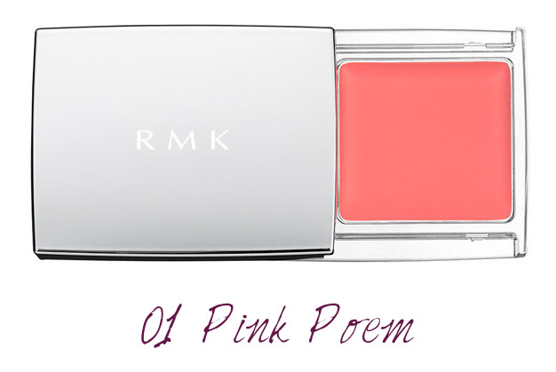 RMK 2018 Spring Summer Collection Chic Light Spring Multi Paint Colors 01 Pink Poem