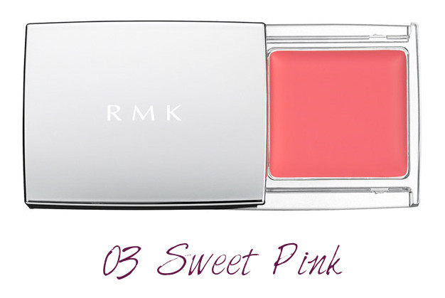 RMK 2018 Spring Summer Collection Chic Light Spring Multi Paint Colors 03 Sweet Pink