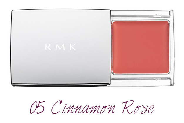 RMK 2018 Spring Summer Collection Chic Light Spring Multi Paint Colors 05 Cinnamon Rose