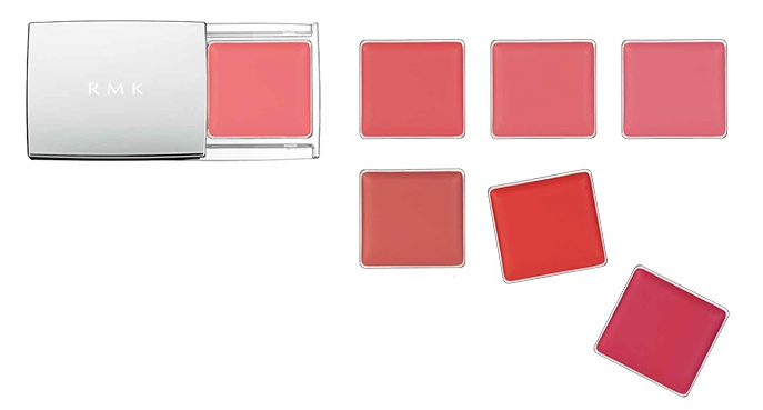 RMK 2018 Spring Summer Collection Chic Light Spring Multi Paint Colors